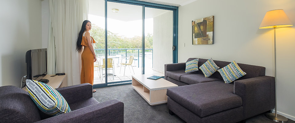 Two Bedroom Apartment 1