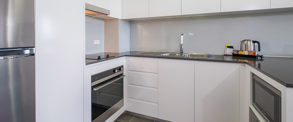 Two Bedroom Waterview Apartment - 5